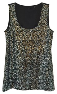 Tahari Cocktail Evening Sequence Top
