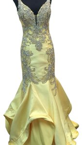 Macduggal pageant gown Dress