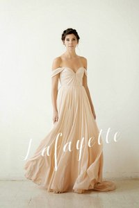 Sarah Seven Lafayette Wedding Dress