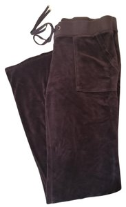 Juicy Couture Relaxed Pants rich espresso brown