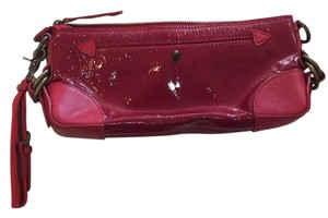 Donald J. Pliner Wristlet in Red