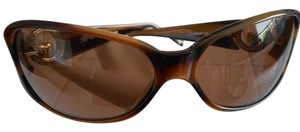 Brighton BRIGHTON 'HEART OF GOLD' HANDMADE TORTISE SHELL SUNGLASSES