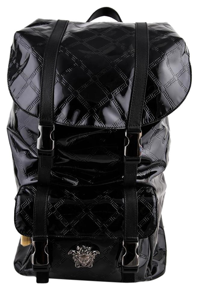 c41f9637b1 Versace   Gianni Backpack - Tradesy
