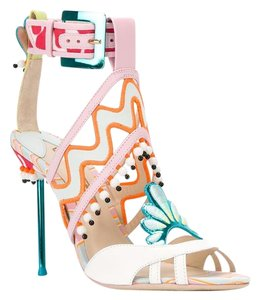 Sophia Webster Nereida Multi-Color Pumps