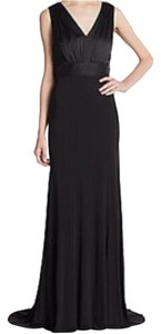Vera Wang Empire Waist Full Length Dress