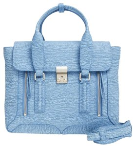 3.1 Phillip Lim Satchel in Baby Blue