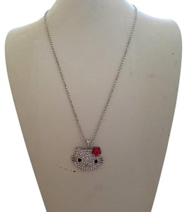 Hello Kitty Hello Kitty pendent necklace