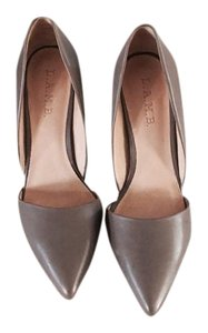 L.A.M.B. Nude/Taupe Pumps