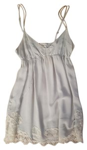 Wilfred Aritzia Cami Top Baby Blue / Cream