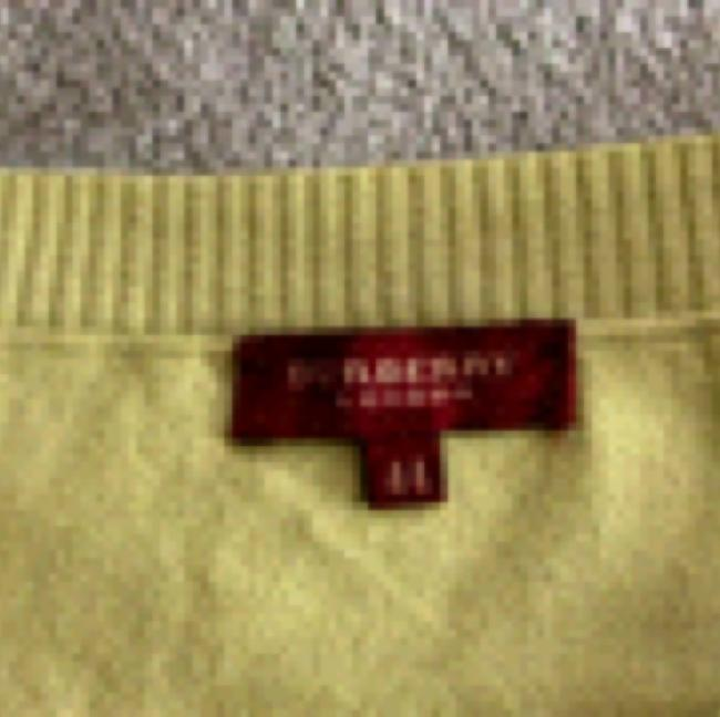 Burberry Top Green Image 3
