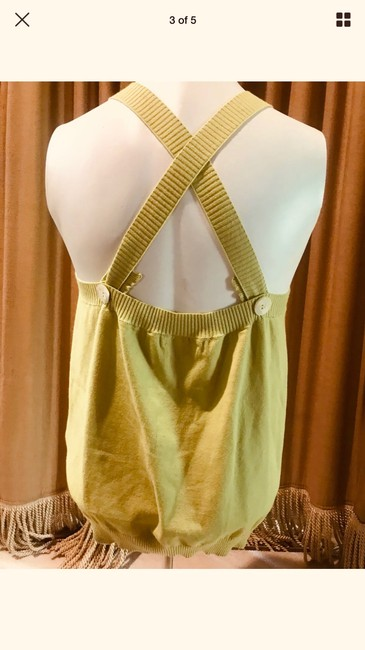 Burberry Top Green Image 5