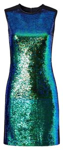Shoshanna Sequins Dress
