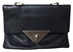Renato Angi Black Clutch