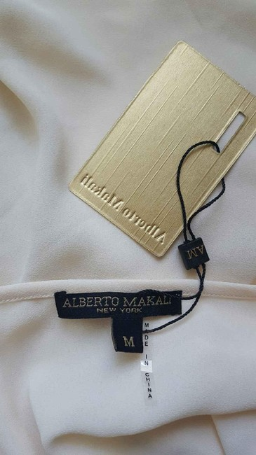 Alberto Makali With Tag Small Stain Store Display Top Off White Image 6