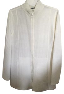 Eileen Fisher Classic ivory Jacket
