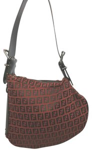 Fendi Red Shoulder Bag
