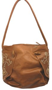 Braccialini Italy Brown Hobo Bag