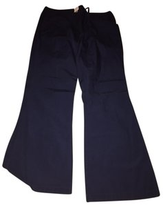 Dickies Straight Pants Navy Blue