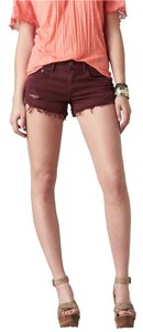 American Eagle Outfitters Shorts maroon