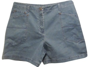Ralph Lauren Cargo Shorts blue denim