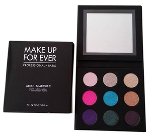 MAKE UP FOR EVER MAKE UP FOR EVER Artist Palette Volume 2 Artistic Limited Edition