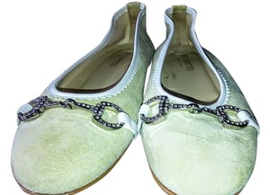 Bellofatto light chartruse Flats