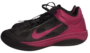 Nike Grey and Pink Athletic