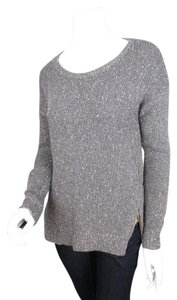 Banana Republic Gray Speckle Sweater