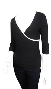 White House | Black Market Whbm Top Black, White
