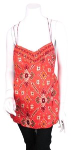 Anthropologie Odille Top Coral