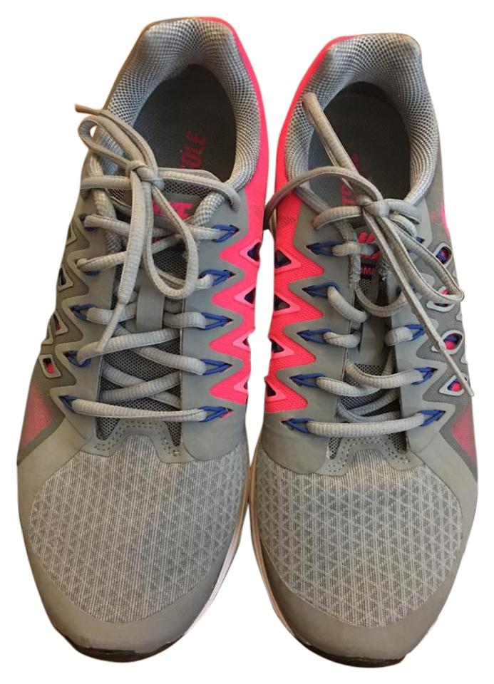 9e2e351bb77b ... mens running shoes 1c055 7e095  czech nike fitsole cushlon zoom pink  grey multi color athletic c01b3 f4945