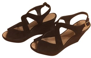 Alfani Black Wedges