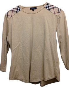 Burberry T Shirt Khaki