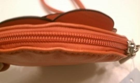 Catwalk Studio Wristlet in Orange