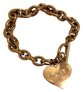 Other Heart Chain Bracelet