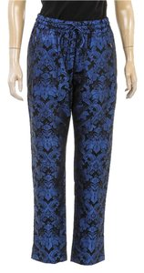 Stella McCartney Skinny Pants Blue/Black