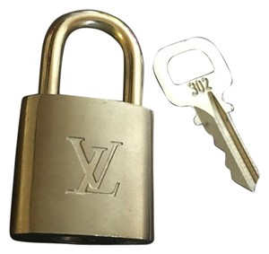 Louis Vuitton Louis Vuitton lock #302 for Keepall, speedy (any ) Alma( Any )
