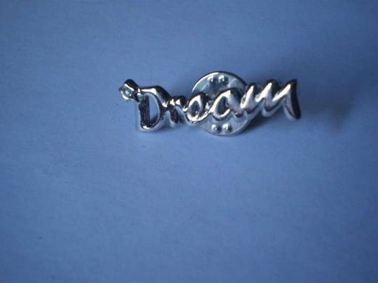 Unknown Like new 'Dream' pin w/Crystal