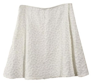Max Studio Skirt White