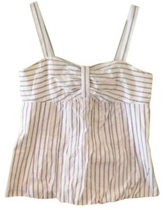 Marc Jacobs Top Blue and white