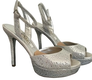 Nina Light Silver Formal