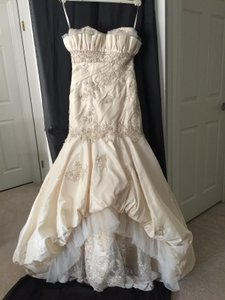 Raylia Designs W8524z Wedding Dress