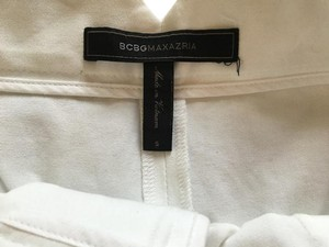 BCBGMAXAZRIA Dress Shorts White