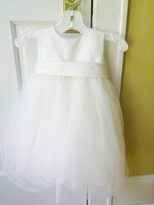 Flower Girl Dress - Size 18 Months