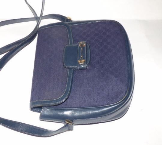 Gucci Shoulder/Cross Horse-bit Accents Early Equestrian Hardware Cross Body Bag Image 1