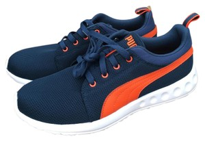 Puma Blue and Orange Athletic