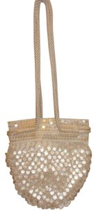Kate Landry Nwot Beads Shoulder Bag