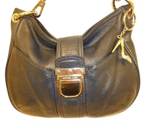 Michael Kors Leather New Lined Cross Body Bag