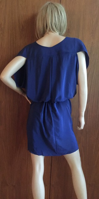 Kinwolfe Silk Short Sleeve Dress Image 3