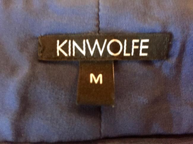 Kinwolfe Silk Short Sleeve Dress Image 6